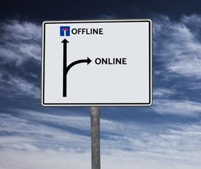 Kleine Unternehmen verschlafen digitale Chancen - © domoskanonos / Fotolia.com