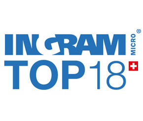 Logo Ingram Micro TOP18