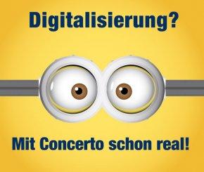 Concerto an der TOP17 in Luzern