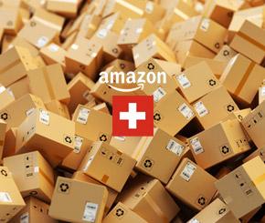Amazon drängt auf den Schweizer Markt