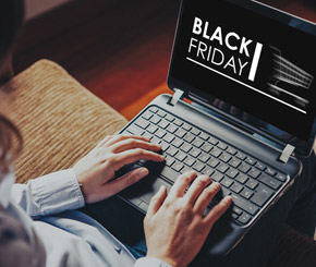 Black Friday überlastet Online-Shops