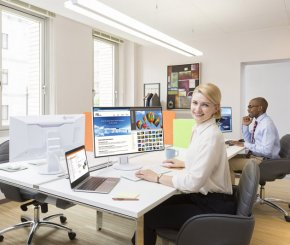 Der Gesundheit zuliebe: Der richtige Monitor