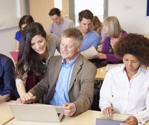 Lehre mit 50 wegen Digitalisierung?