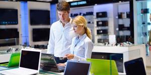 PC-Umsätze steigen trotz sinkender Verkäufe