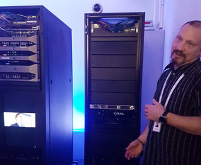 Tech Data erfindet sich neu / Info-Center
