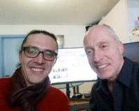 Daniel Rossi / Werner Jöchle von Infinity Informatik