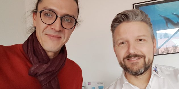 Channel Talk unplugged: IT Services Kürsteiner