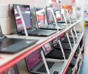 Leichte Erholung am Laptop-Markt in der Schweiz