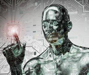 Mensch und Maschine verschmelzen immer mehr