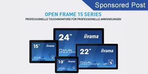 iiyama Open Frames 15 Series