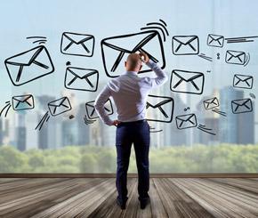 Behalten Sie die Kontrolle über Ihren E-Mail-Eingang