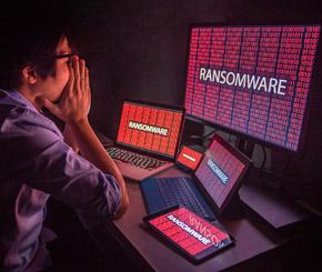Erpresser drohen mit Datenverschlüsselung