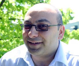 Luciano Chiummariello, Geschäftsführer Typotex AG