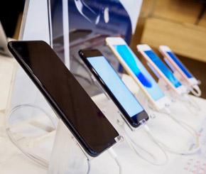 Smartphone-Markt soll 2018 einbrechen