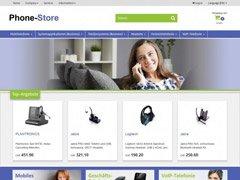 Telefon-Webshop