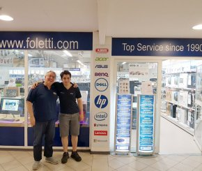 Channel Talk unplugged: Foletti Computer Superstore