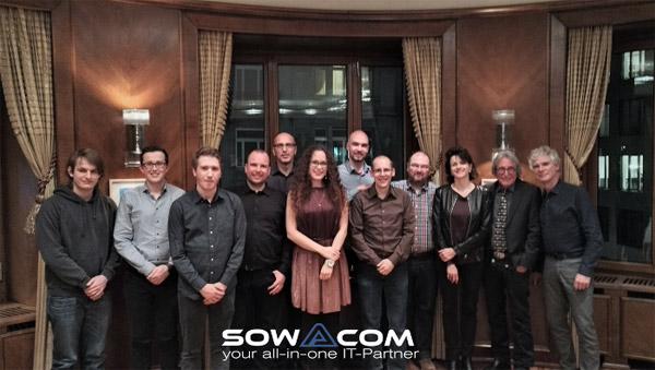 Channel Talk unplugged: SOWACOM GmbH Team