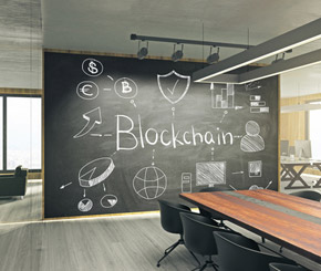 Blockchain-Technologie sorgt für Veränderungen