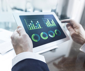 Starke Gewinner und Verlierer im Heimelektronik-Markt