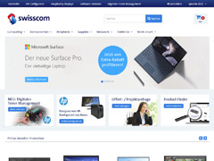 Swisscom ITWebshop