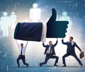 Facebook dominiert die Social Media-Welt