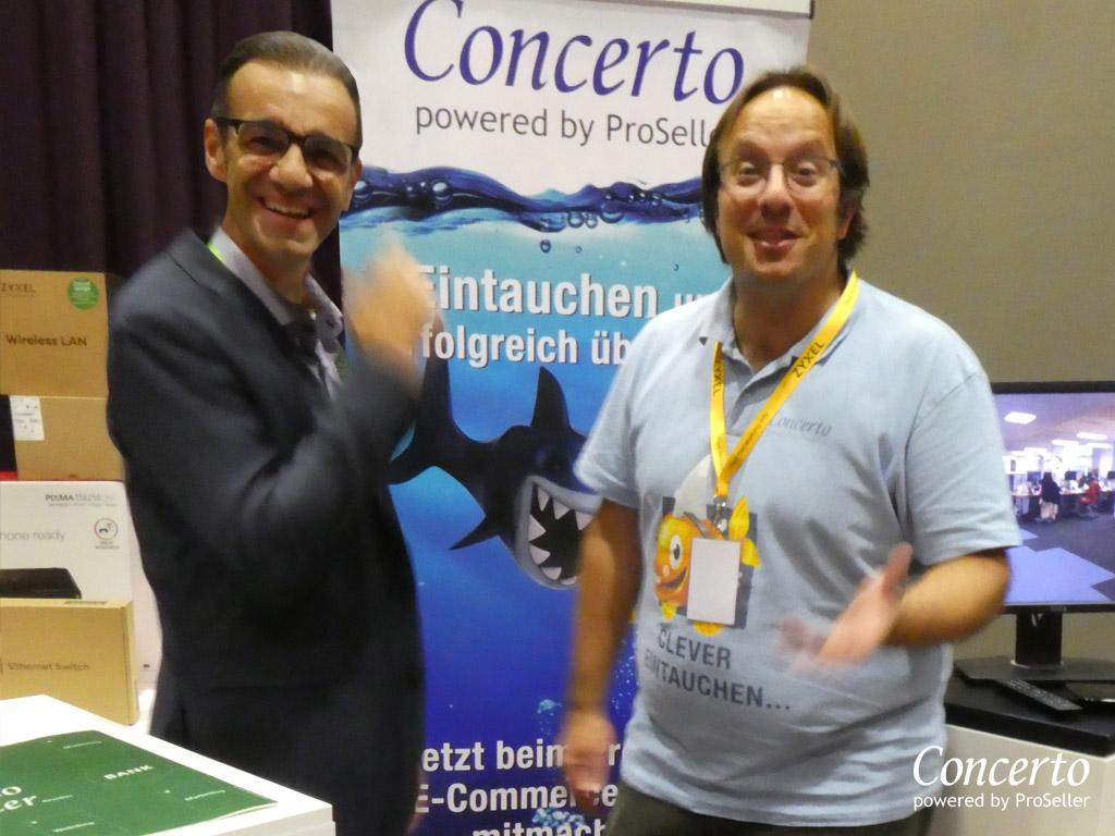 Concerto am TEFO'18