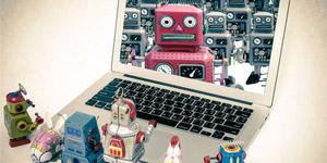 Einsatzgebiete von guten und bösen Bots