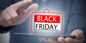 Mit cleverer Werbestrategie den Black Friday nutzen