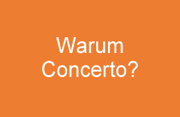 Partner-Services / Warum Concerto