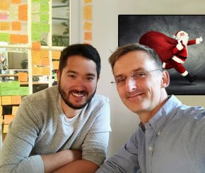 Blockchain nun auch bei ProSeller - Charles Zipsin mit Thomas Czekala im Gespräch