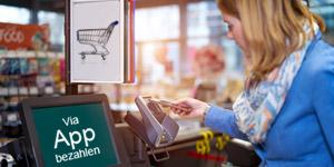 Kassenlose Shops nun auch in der Schweiz