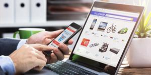Schweizer zögern beim mobilen Shopping