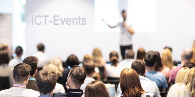 ICT Event-News auf www.concertro.ch
