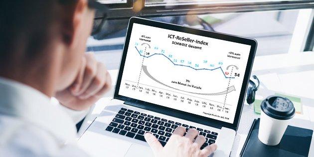 ICT ReSeller Index Januar 2019 / Titelbild