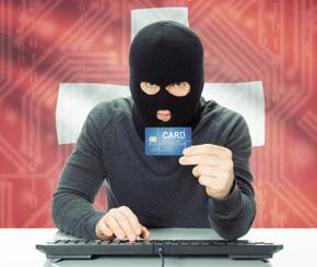 Schweizer oft Opfer von Cyberattacken