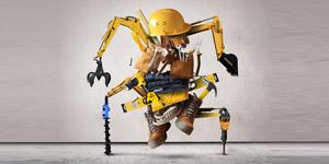 Ersetzen Roboter nun den Menschen am Bau?