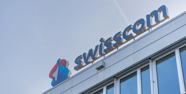 Flyer Swisscom Success Story ProLeads by ProSeller AG / Swisscom Gebäude