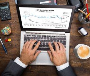 ICT ReSeller Index Februar 2019 / Titelbild