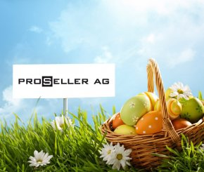 Oster-Logojagd 2019 mit ProSeller