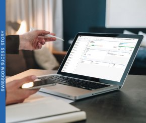 Swisscom Success Story ProLead by ProSeller AG