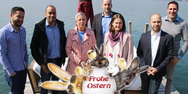 Osterjagd 2019 / Gewinnergruppe