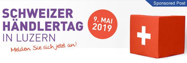 Schweizer Händlertag am 9. Mail 2019