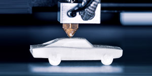 3D-Druck erobert die Autoindustrie