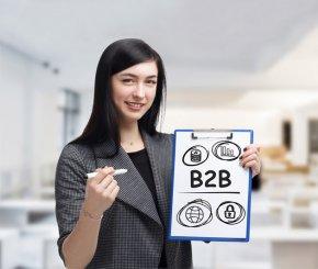 B2B-Onlineshops auf dem Vormarsch