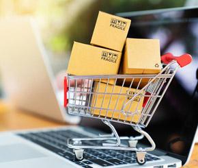 E-Commerce macht Läden das Leben schwer