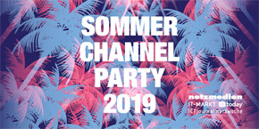 Sommer-Channel-Party 2019