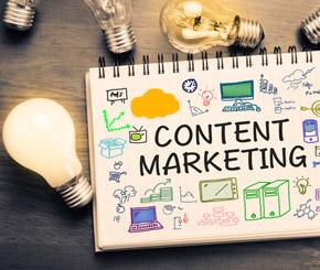 Content Marketing weiter auf dem Vormarsch