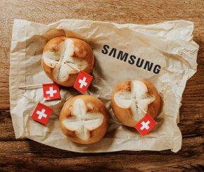 Schweizer Logojagd 2019 / Samsung
