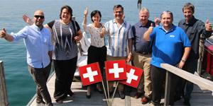 Schweizer Logojagd 2019 / Gewinnergruppe
