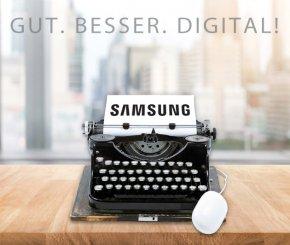Samsung eröffnet die grosse TOP19-Logojagd